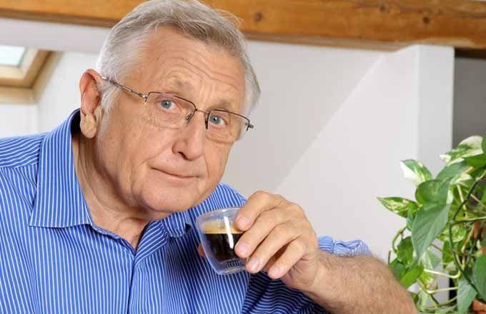Jiří Menzel: o kávě a snídani v posteli