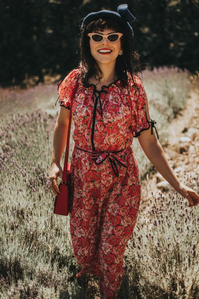 6b7b929a958 Vintage summer picnic fashion lookbook and outfit ideas