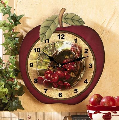 1000 images about apple decorations kitchen on pinterest for Red apple decorations for the kitchen