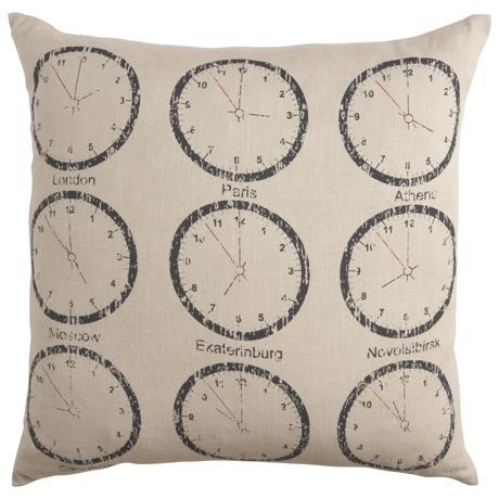 Timekeeper Cushion