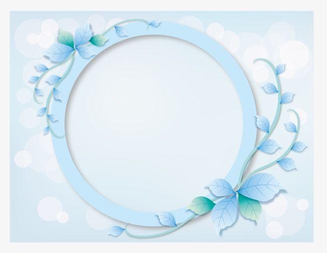 جميل الدانتيل دائرة زرقاء الدانتيل الجميل إكليل دائري إطار زهرة زرقاء Png وملف Psd للتحميل مجانا Decor Frame Home Decor