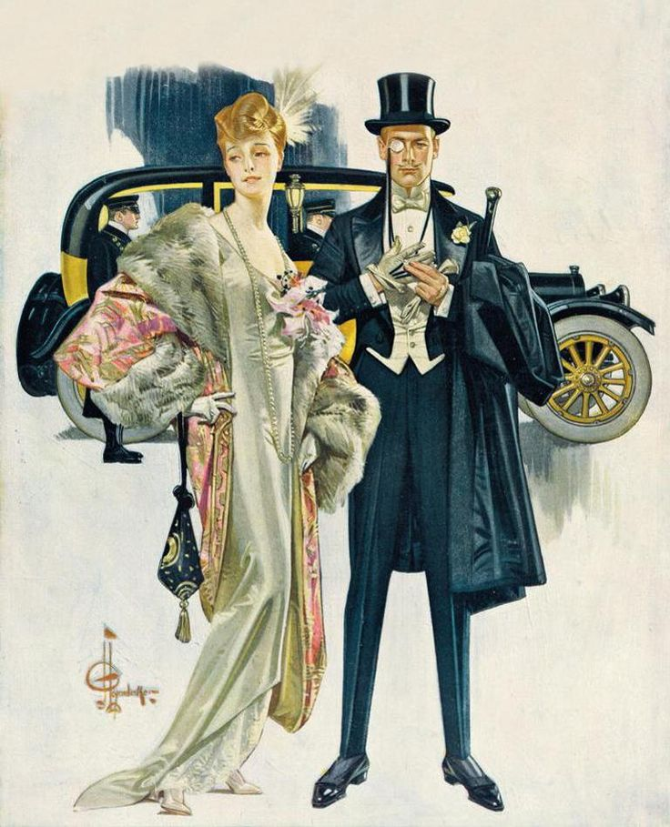 54 best j.c.leyendecker images on Pinterest | Portrait inspiration