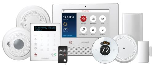 Review the Honeywell Lyric Wireless Connected platform including the Lyric thermostat, Lyric controller, SiX Series encrypted sensors and the rest of the Lyric wireless connected platform. #usa #honeywell #lyric #security #system #home #automation #hub #zwave #smarthome #smartdevices #iot #alarmclub http://www.alarmclub.com/honeywell-lyric-security-systems.html