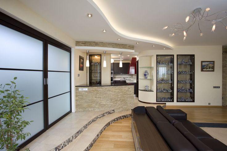 Уютная и просторная прихожая - изюминка современной квартиры. #дизайн #интерьер #квартира #дизайнквартиры #проект #дизайнпроект #дизайнгостиной #убранствогостиной