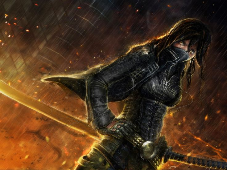 Warrior-Ninja-fantasy