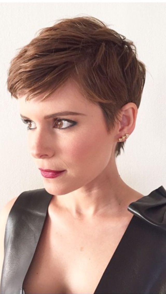 Kara Mara short hair pixie