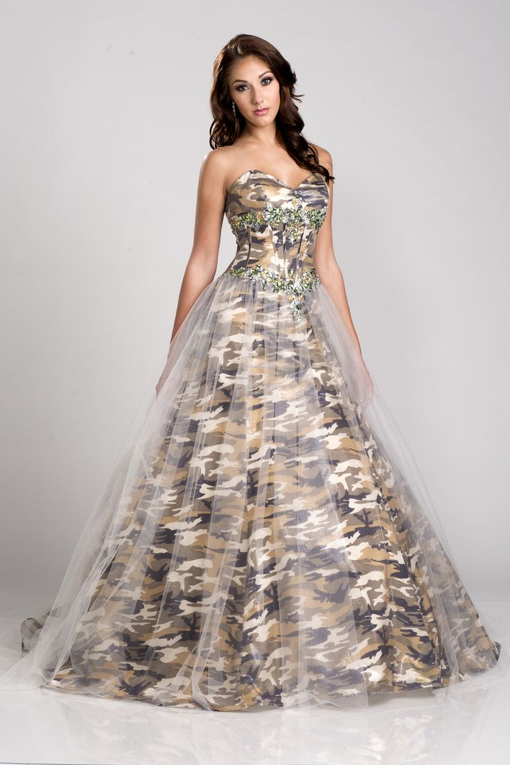 Divinely Hers Boutique - Camo Queen. formals, gowns, cocktail dresses, prom dresses, pageant dresses, homecoming dresses CAMO DRESS (http://stores.divinelyhersboutique.com/camo-queen/)
