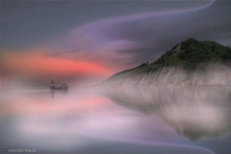 """"""" """"Nie możesz przepłynąć morza, stojąc na brzegu i wpatrując się w wodę."""""""
