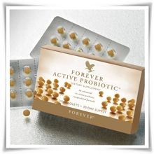Forever Active Probiotic | Προβιοτικό της Forever Living Products. #ForeverLivingProducts   #nutritionalsupplements #weightloss
