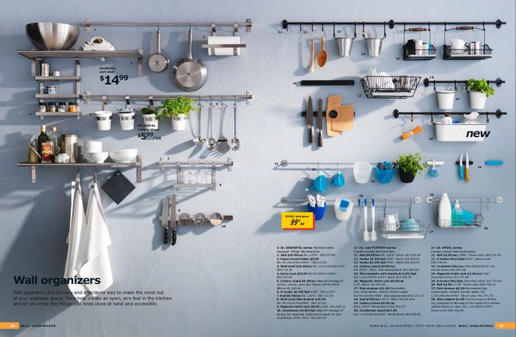 ikea, image, kitchen organizers | Still not convinced on variety? The 2012 IKEA Kitchen Catalogue ...