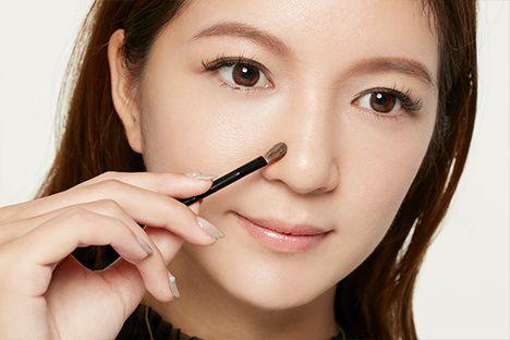 ただ影を入れるのはNG プロが教える整形級の「鼻メイク」 - Peachy(ピーチィ) - ライブドアニュース