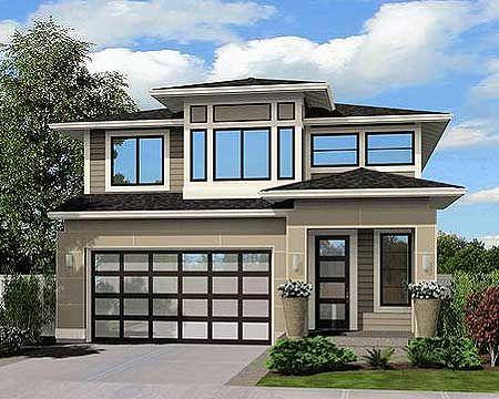 4 bedroom, 2 car - Total Living Area:1,915 sq. ft. Main Flr.:850 sq. ft. 2nd Flr:1,065 sq. ft. Attached Garage: 3 Car, 680 sq. ft.