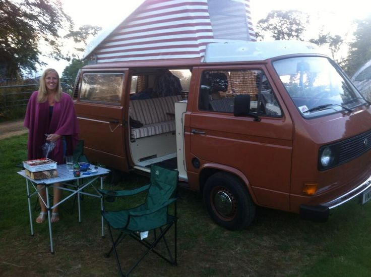 Our VW T25 Westfalia Joker 1982 Air cooled. | Top tents ...