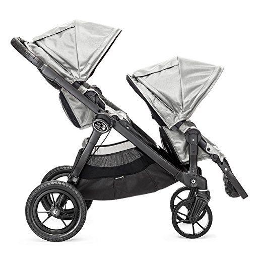 Amazon Com Baby Jogger City Select Second Seat Kit Black Baby