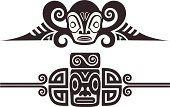 Maori tattoo designs #1