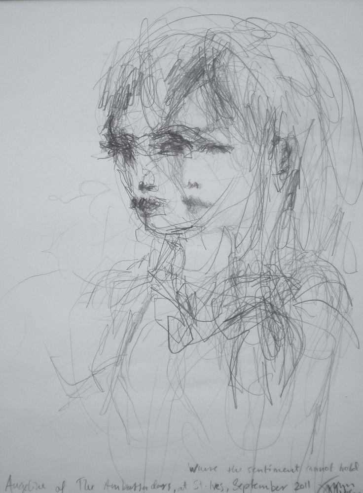 life drawing by Jorunn Mulen www.almostapril.com