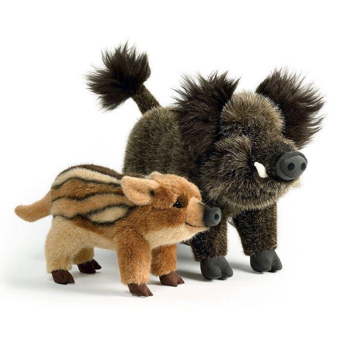 Kösen stuffed animals.