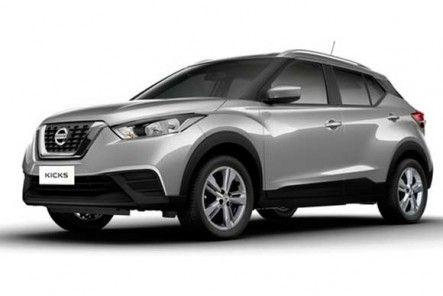 Nissan Kicks nacional tem preço a partir de R$ 70.500