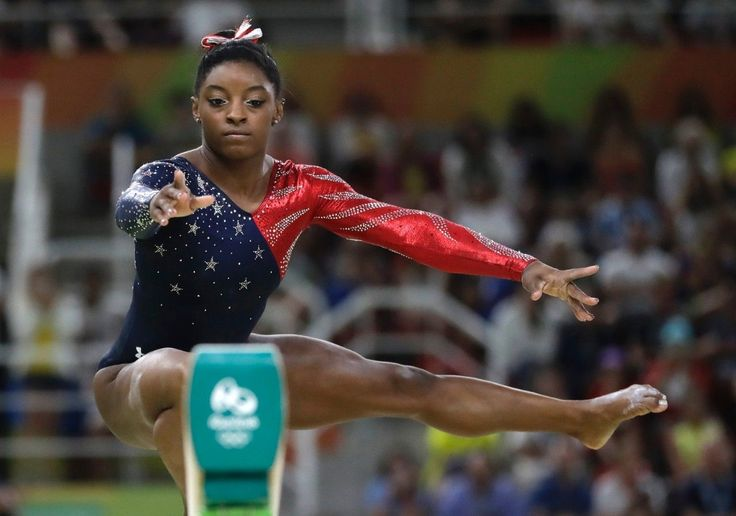 Just what does it take to power Simone Biles' signature half-twisting double backflip or Allyson Felix's lightning-fast sprint?