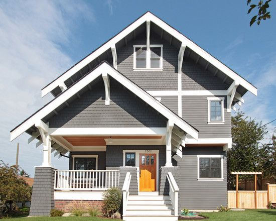 Color james hardie has a standard color named slate - Gray clouds sherwin williams exterior ...