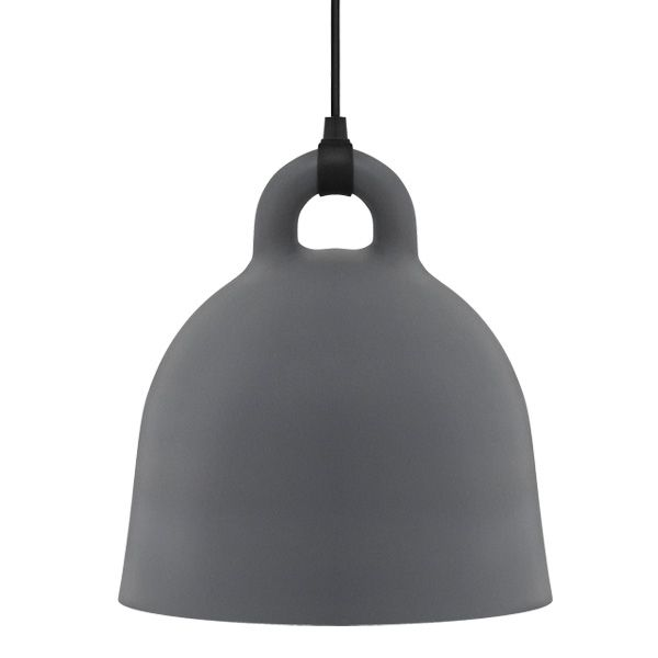 Pnormann copenhagen bell light by andreas lund and jacob rudbeck the expression of bell is robust the form is simple bell is a pendant lamp in an