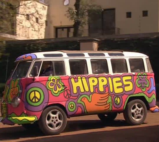 Hippies on wheels :-) #thevibetown                                                                                                                                                                                 More