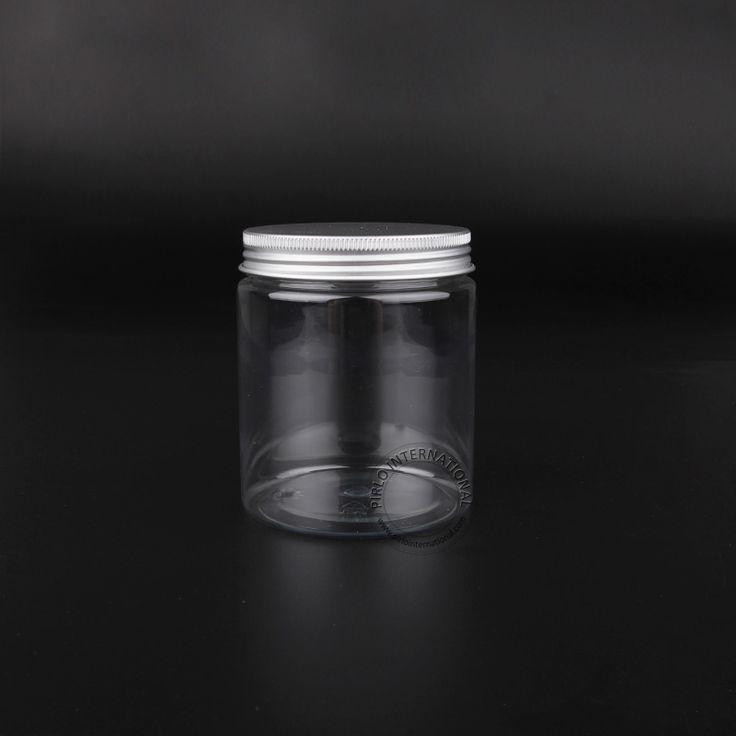 10 шт. х 250 г/250 мл Прозрачный Пластиковый Крем Банку 8 унц. Пустые ПЭТ Макияж Контейнеры Косметической Упаковки для Маска Для Лица/Соли Для Ванн купить на AliExpress