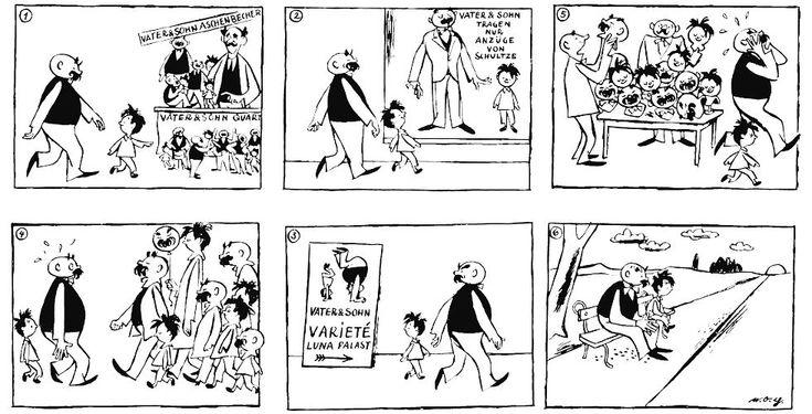 Vater und Sohn: Die Kehrseite des Ruhms (Ullstein-Band 3, 1938) © Südverlag GmbH, Konstanz, 2000