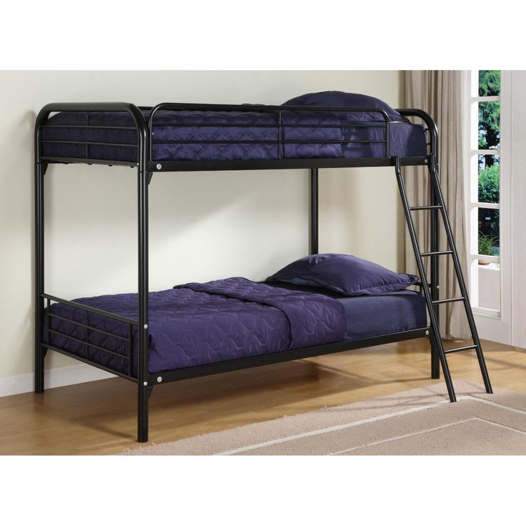 1000 ideas about Metal Bunk Beds on Pinterest