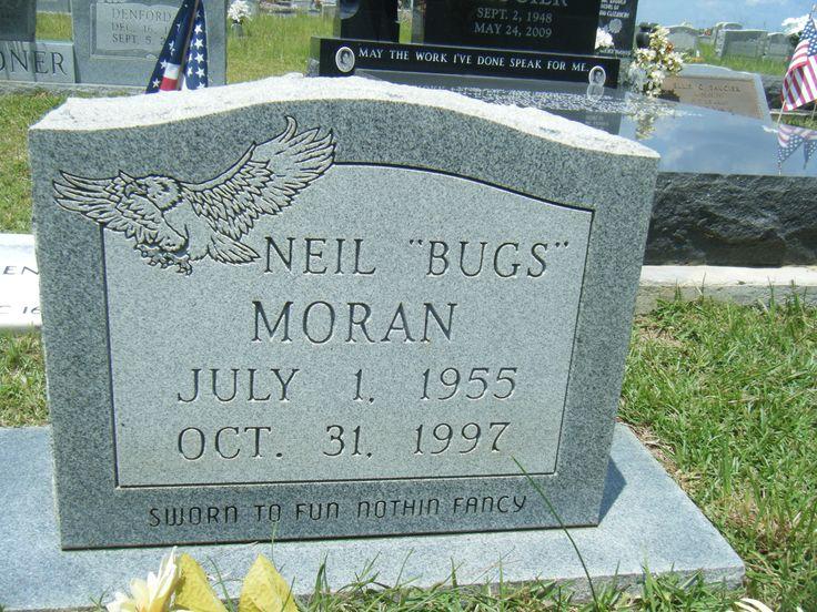 Neil Bugs Moran