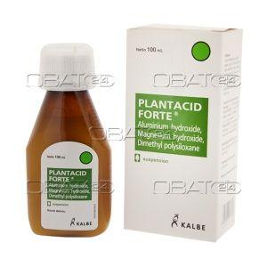 PLANTACID F SYR 100ML - Obat untuk mengurangi gejala yang berhubungan dengan kelebihan asam lambung