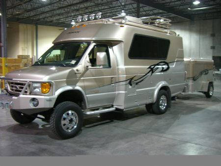 2005 Chinook Baja 4X4 listed on RVOnline.com -RVs for Sale