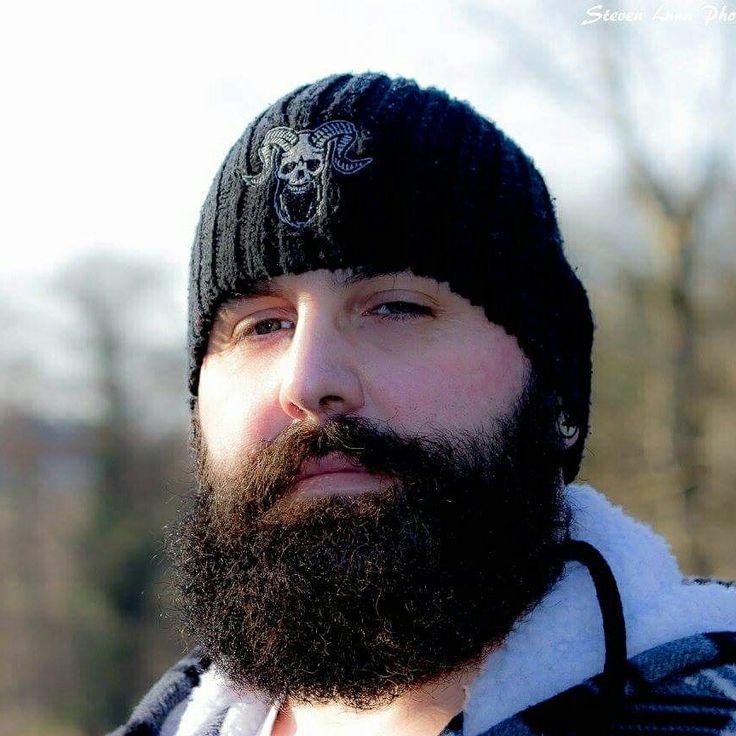The beard in royal bath