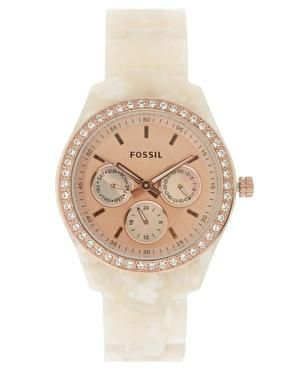 Fossil Watch - want one!!!!