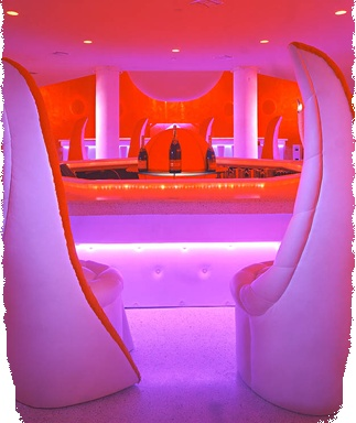 Pearl Restaurant & Champagne Lounge, South of Fifth, Miami Beach