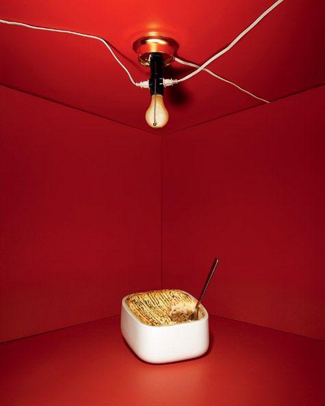 Shepherd's Pie, by William Eggleston. Photography: Zachary Zavislak
