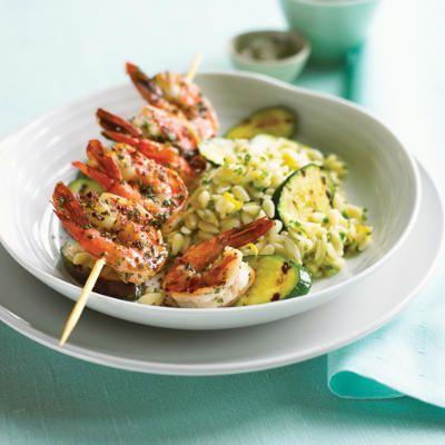 rosemary shrimp | Whole grilled fish, shrimp skewers, salmon burgers ...