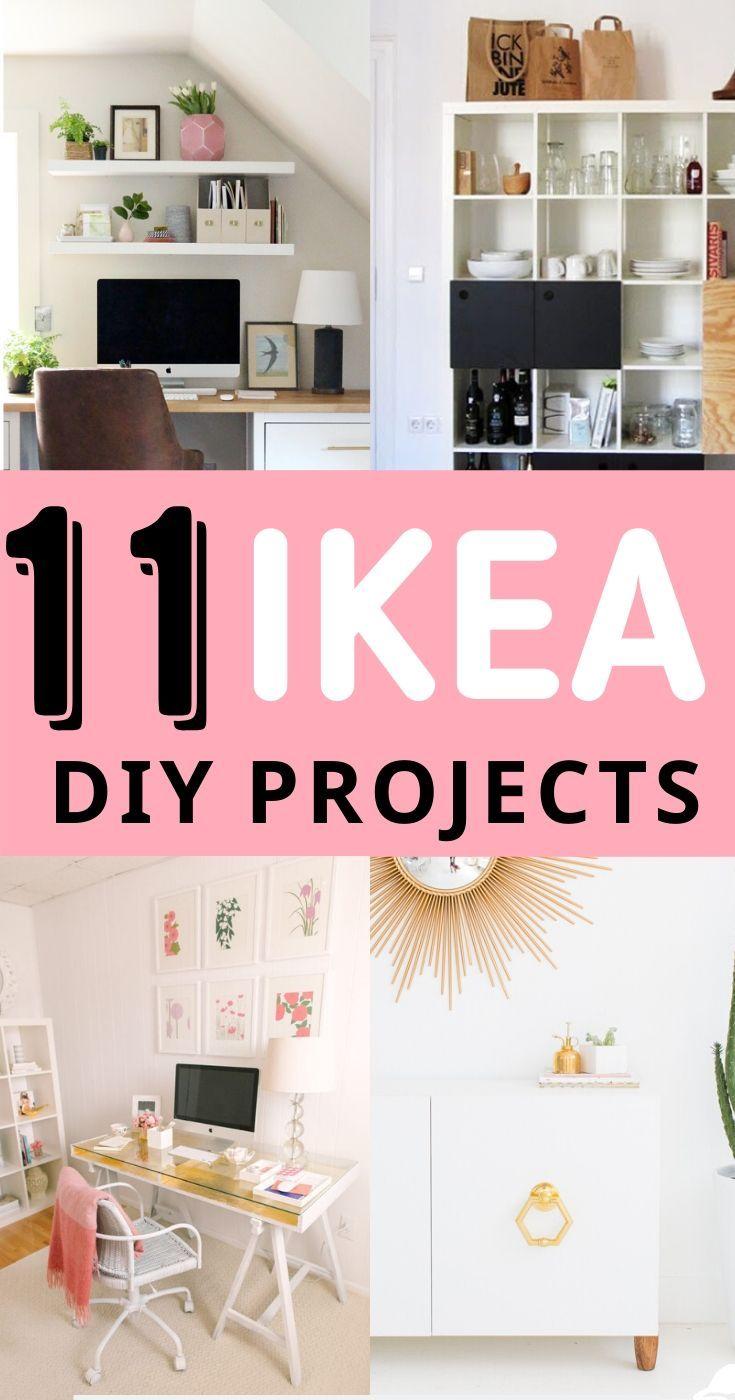 Top 15 Ikea Hacks For Your Home In 2020 Ikea Diy Ikea Hack Ikea