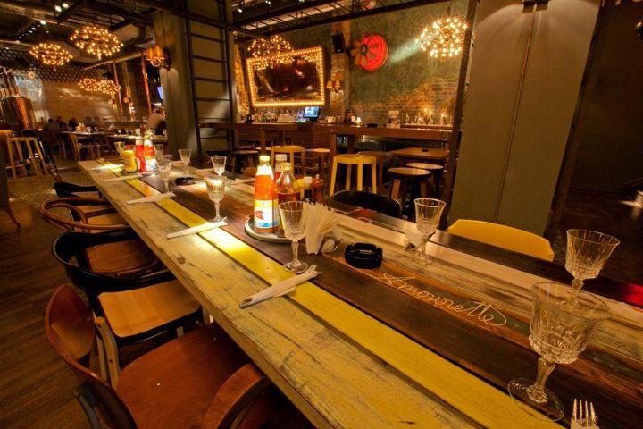 Biutiful pub by Twins Studio Bucharest Romania 05 Biutiful pub by Twins Studio, Bucharest   Romania