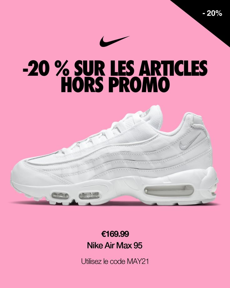 Chaussure Nike Air Max 95 Essential pour Homme. Nike FR in 2021 ...