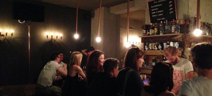 FOX Bar - Türkenstraße 52