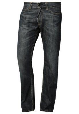 506 REGULAR FIT - Jean droit - dusty black