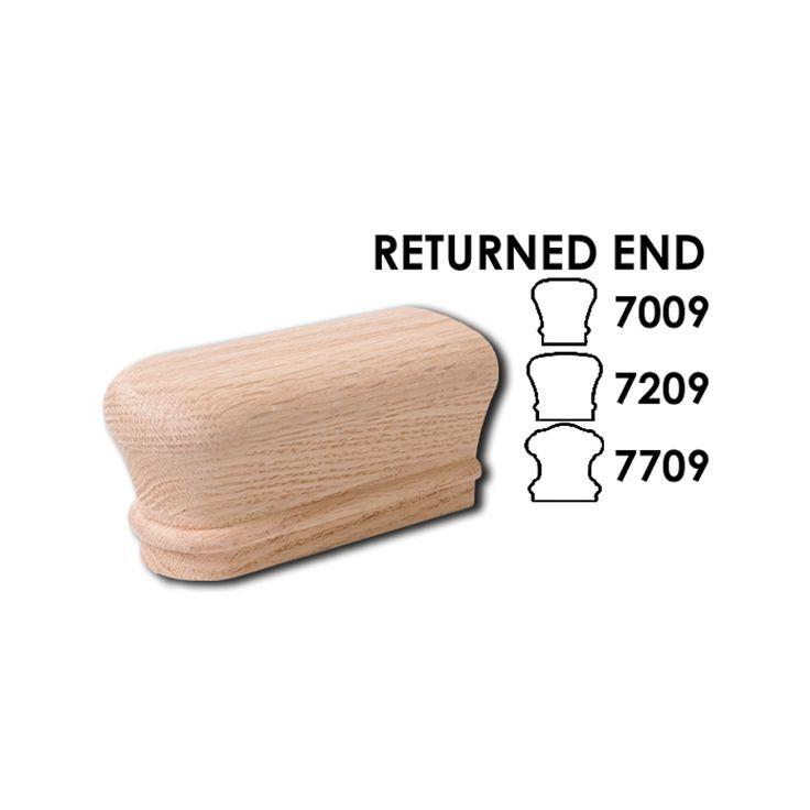 Best Returned End Handrail Fittings Wood Handrail Wood 400 x 300