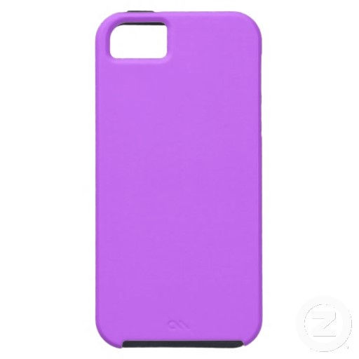 Lavender Pattern iPhone 5 Cover