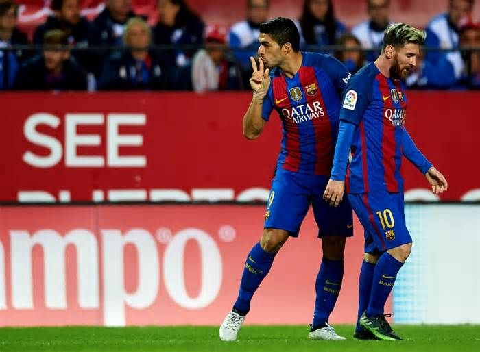 Barcelona Team News: Suarez, Messi Return; Turan Misses Out #barcelona #suarez #messi #return #turan #misses
