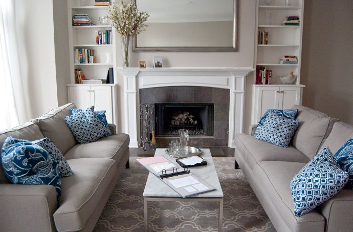 Small Couches For Living Room: It Is Nice To Have Two Couches