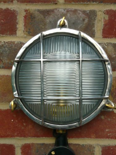 16 best bulkhead lamp images on pinterest lamp light light industrial style bulkhead outdoor wall light lamp aloadofball Image collections