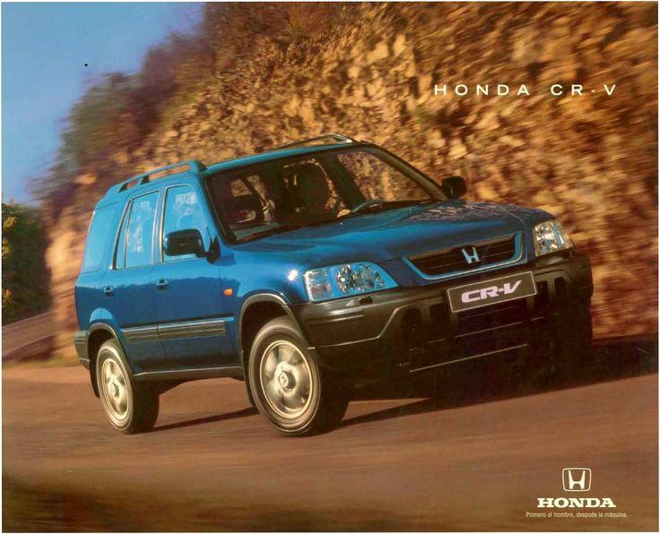 honda cr-v 1996 панель приборов