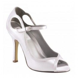 Wedding shoes Tessa - Dyeables