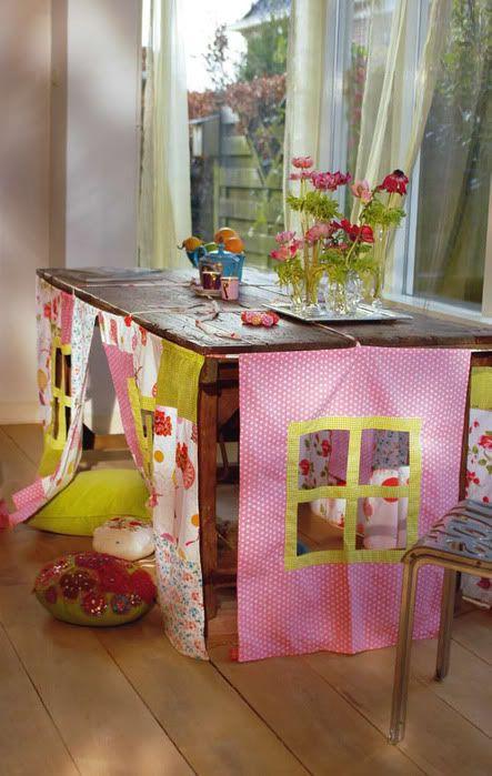 Скатерть для игр под столом - идея, 20 фото в разделе Для дома, Отдых и развлечения